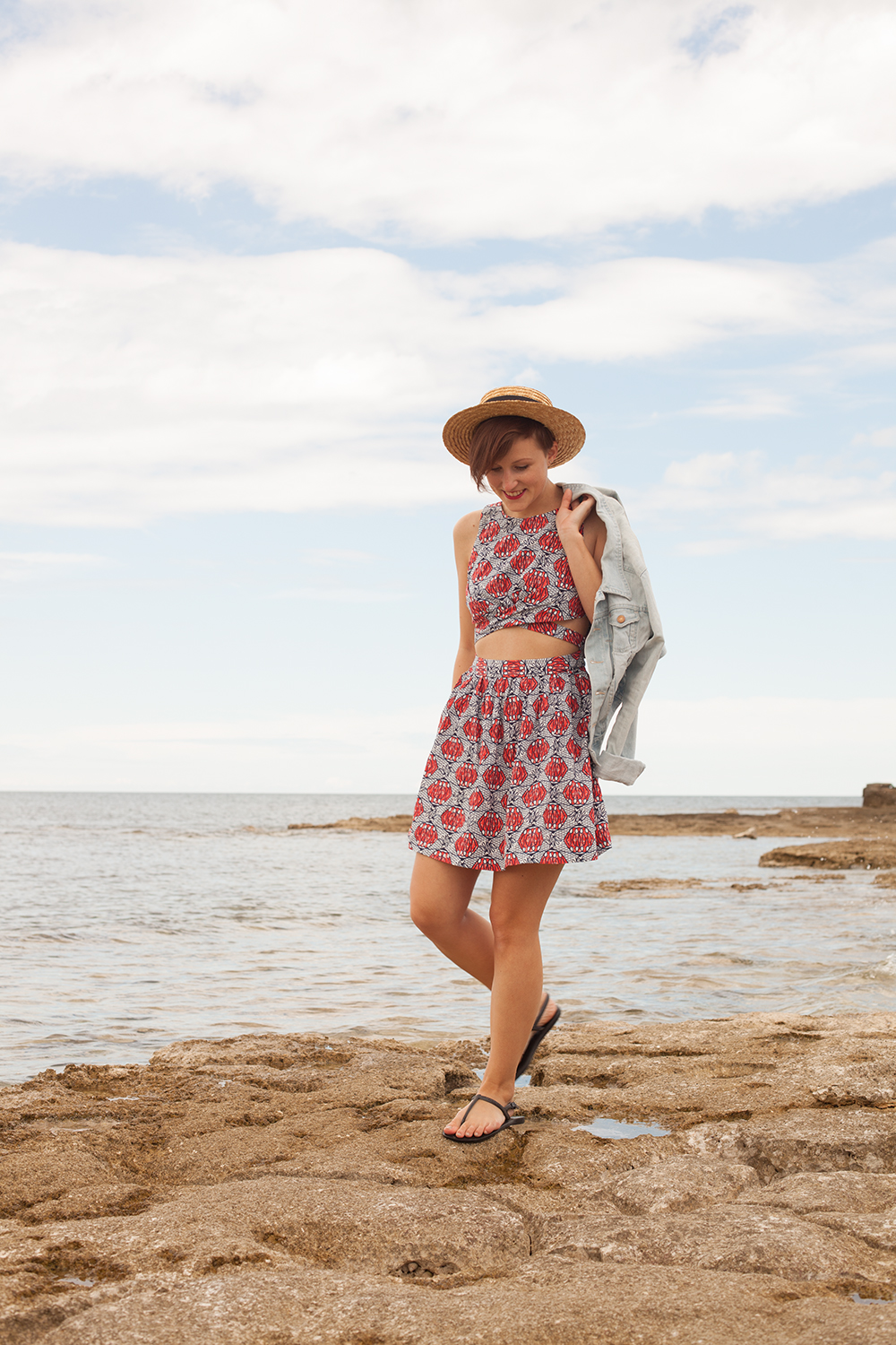 outfit endlich sommer kleid