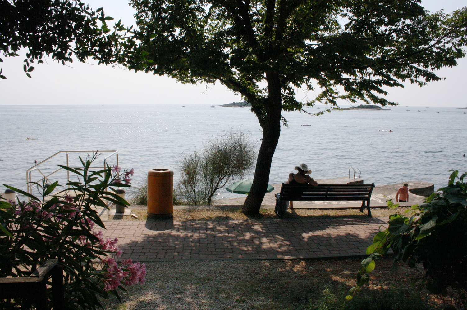 luxus camping sieben tage plava laguna