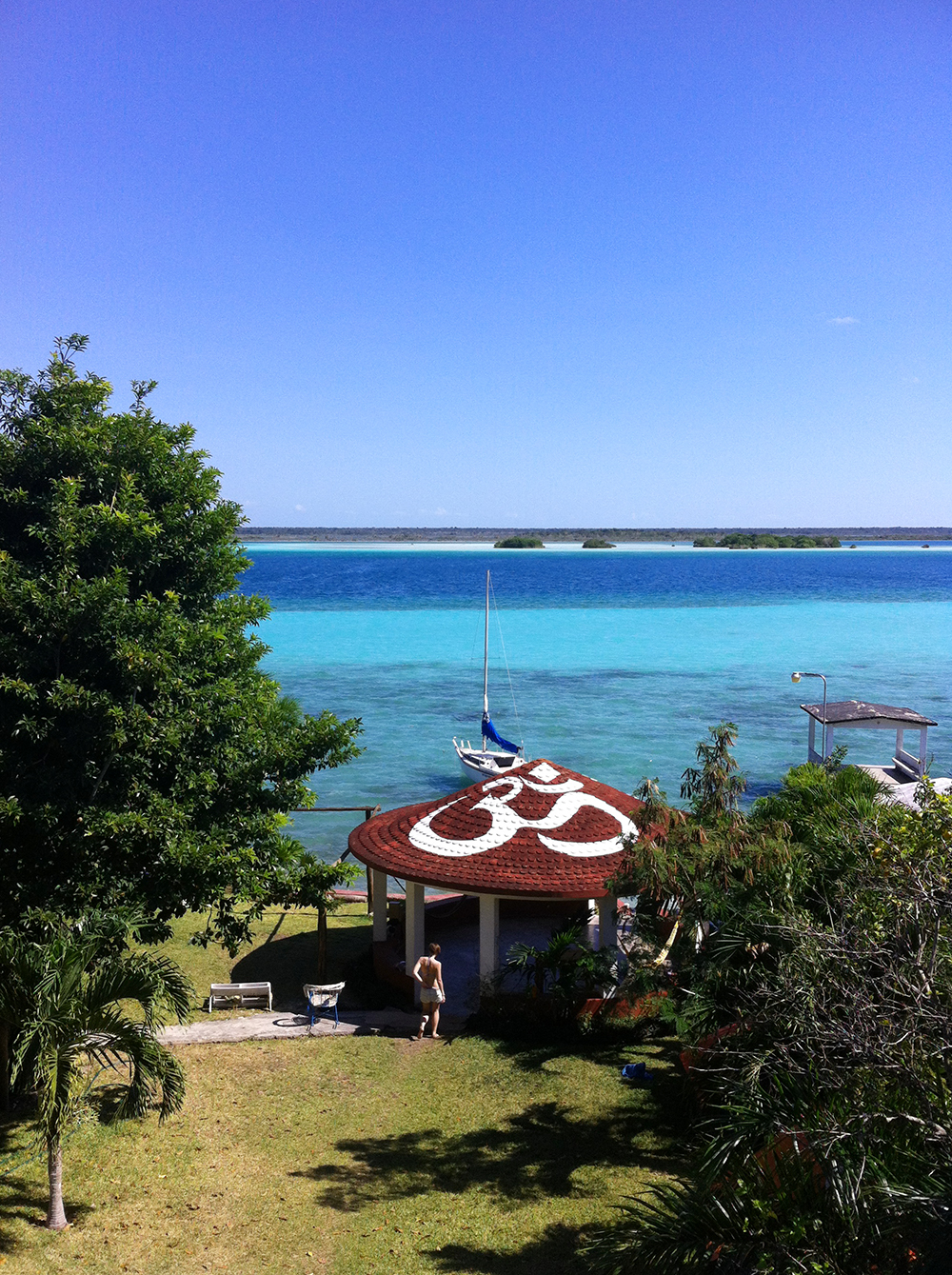 mexico bacalar hostel