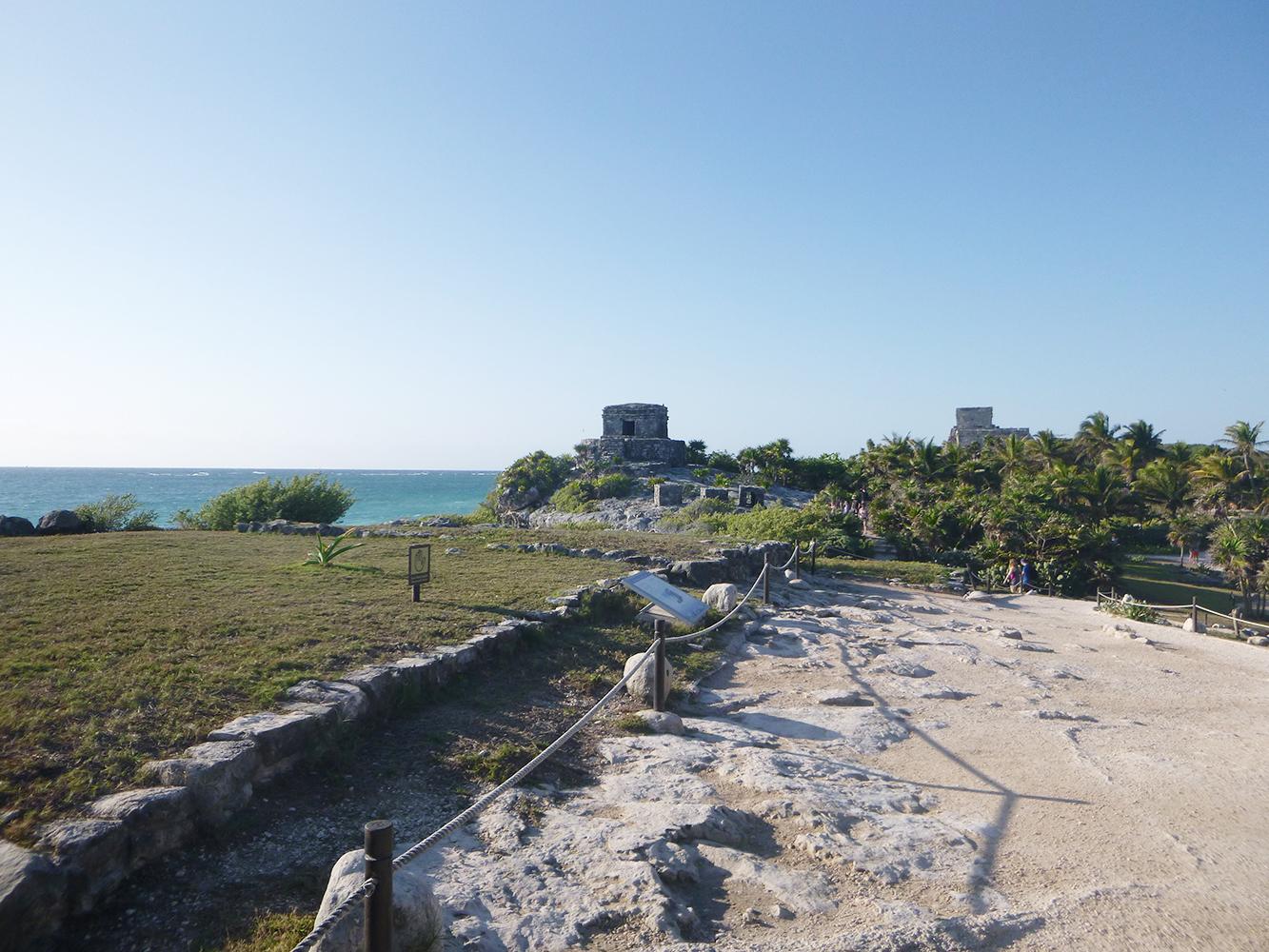 mexiko tulum und coba landscape
