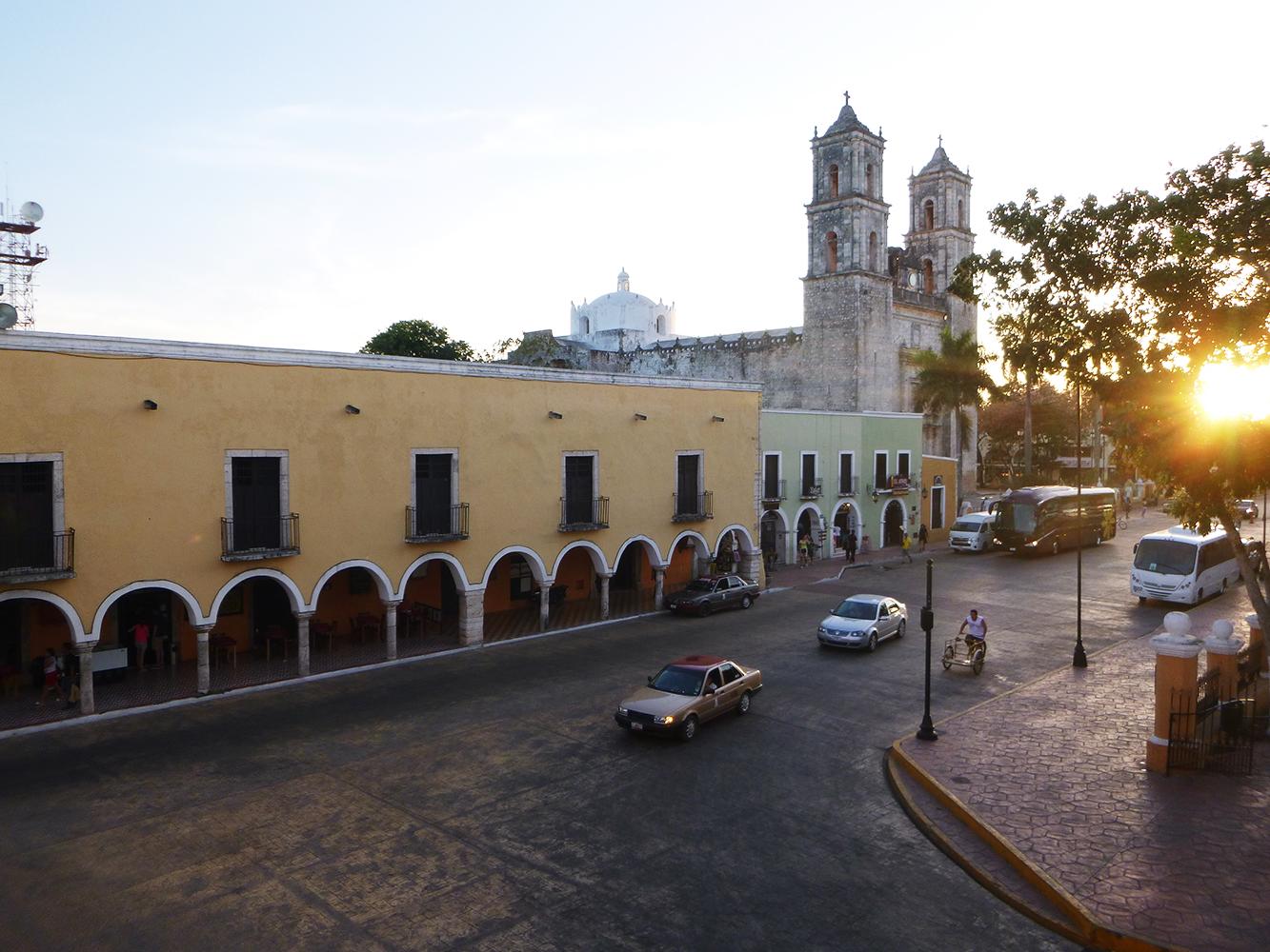 mexiko chichen itza valladolid 2