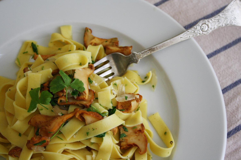 recipe pasta mit