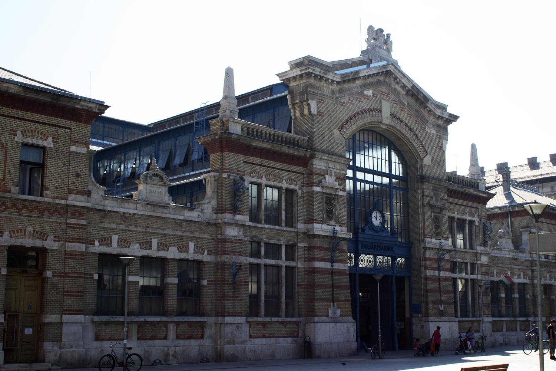 budapest-Rákóczi-tér-Market