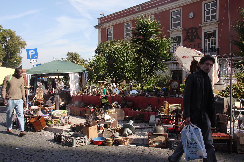 lissabon-feira-de-ladra-markt