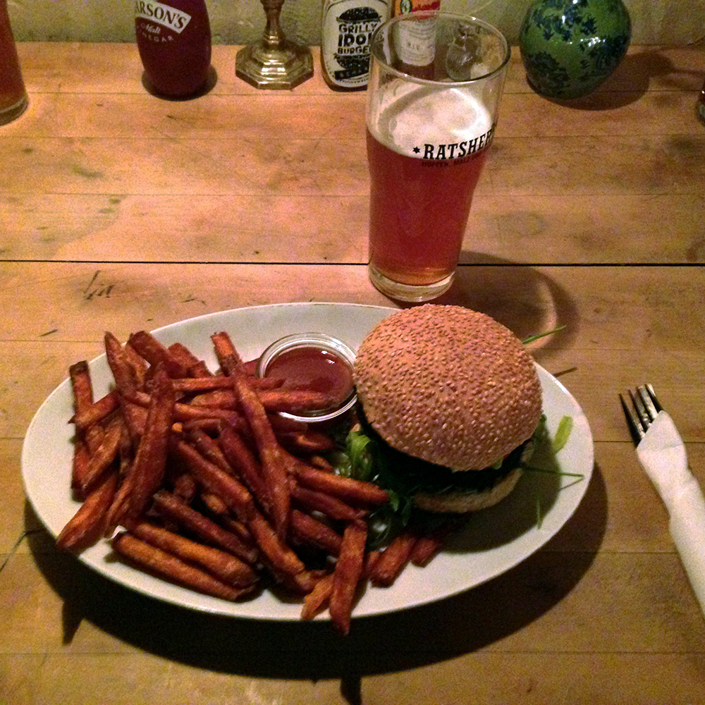 traveldiary hamburg burger