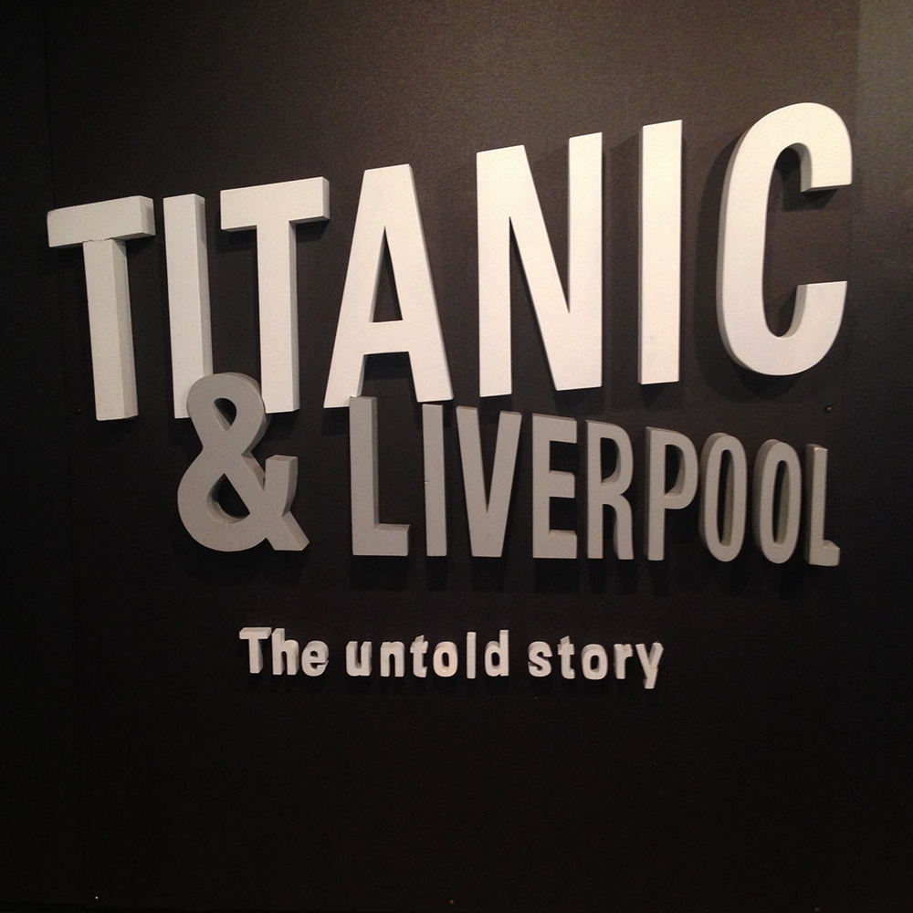 liverpool titanic